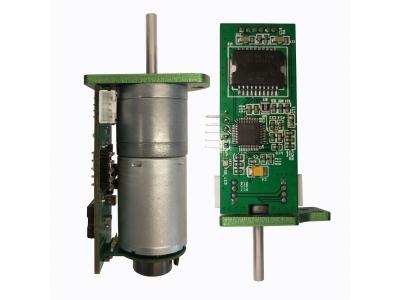 简易外壳25mm伺服电机